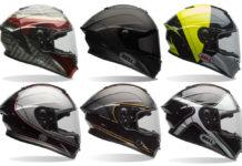 2016 Bell Star Motorcycle Helmets