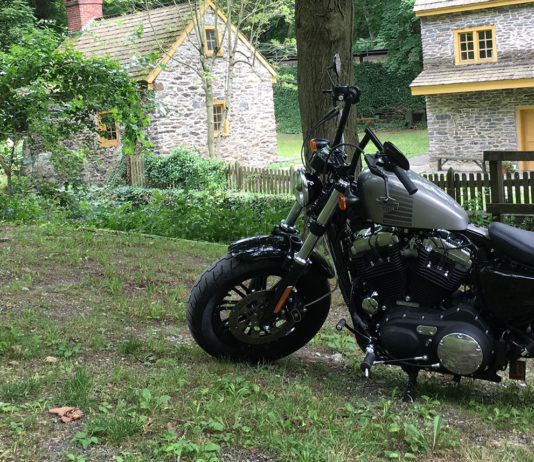 2016 Harley Sportster Forty-Eight