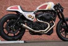 Roland Sands Design RSD Slant 2-into-1 Exhaust