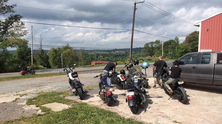 Gypsy Run X Motorcycles