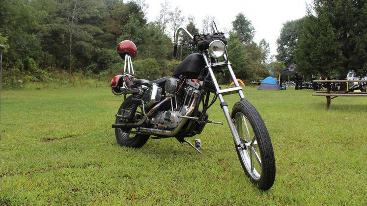 Gypsy Run X Chopper