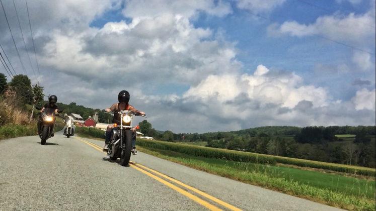 Gypsy Run X Ride
