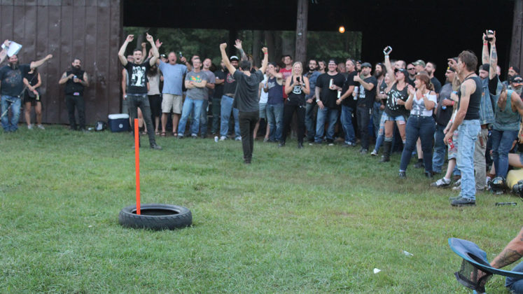 Gypsy Run X Tire Toss