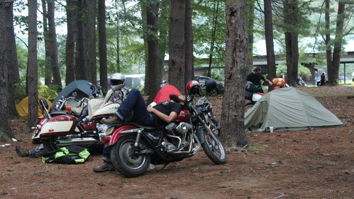 Gypsy Run 10 Campground