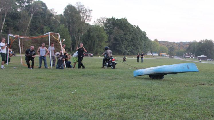 Gypsy Run 10 Kayak Pull