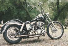 1969 Harley Shovelhead