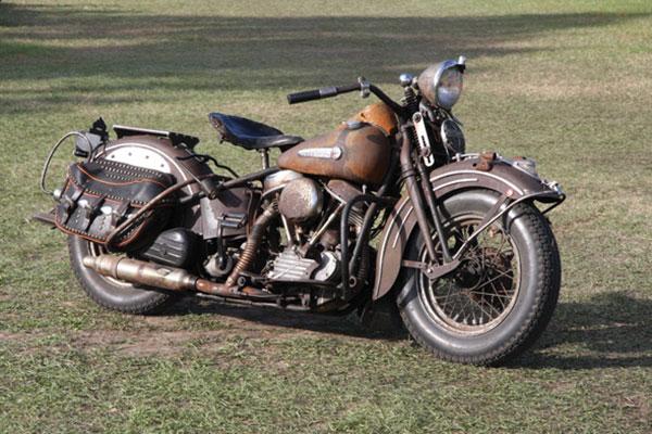 1948 Harley Panhead