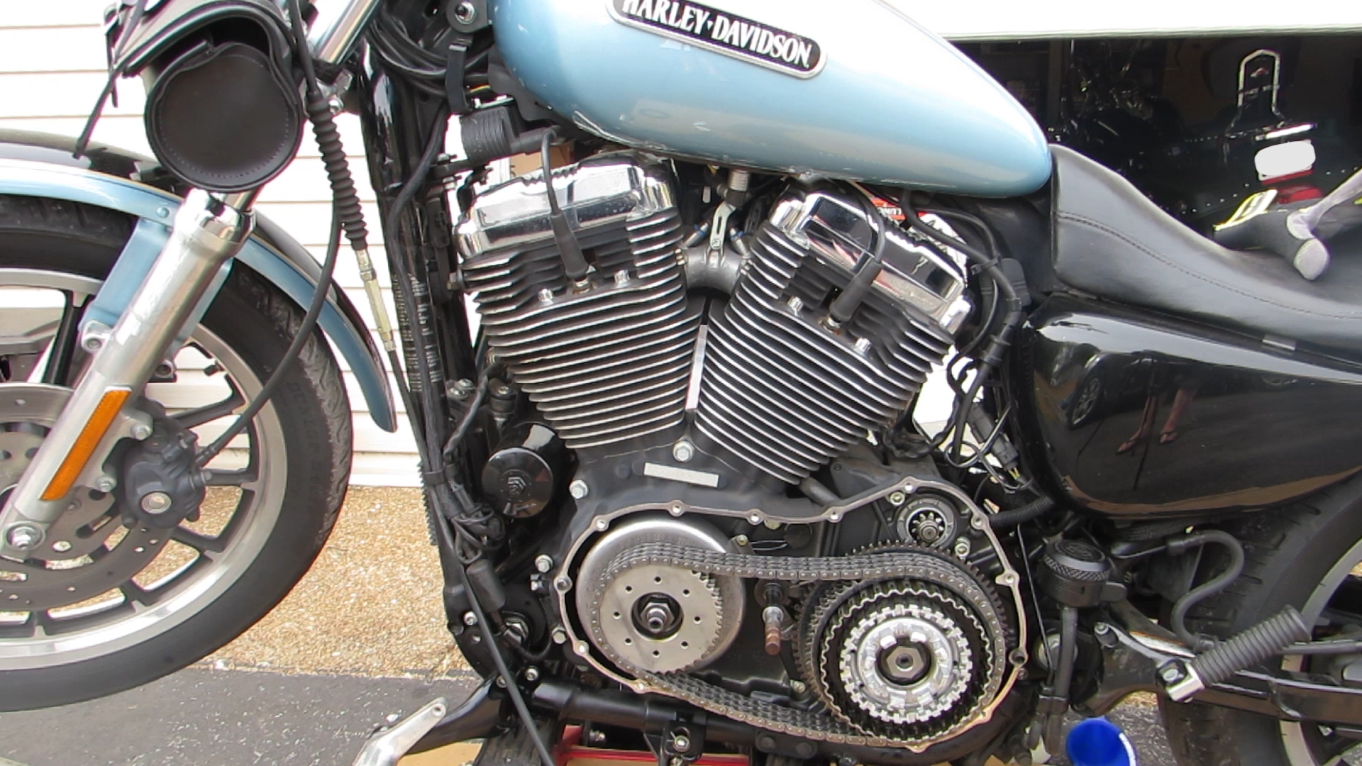 How To Replace a Sportster Clutch - Get Lowered Cycles