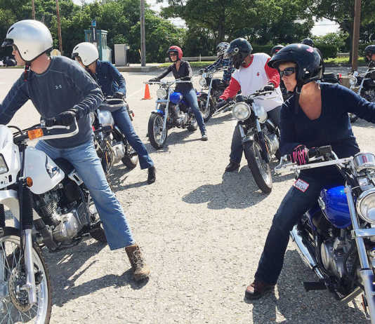 Motorcycle Safety Foundation Course Riders