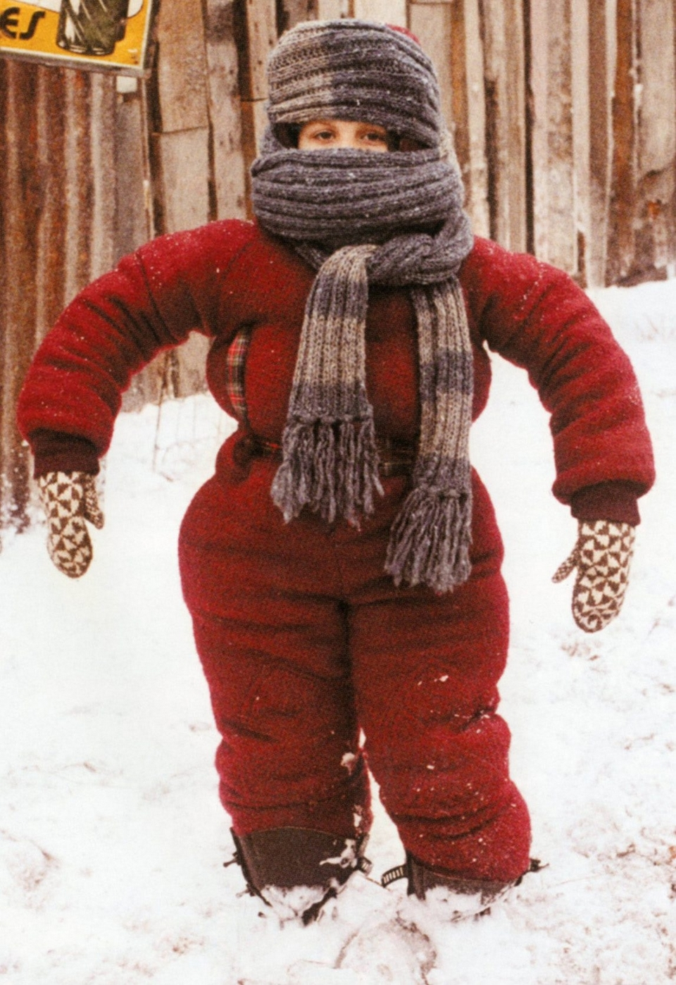 Randy Christmas Story.Randy Christmas Story Snowsuit Get Lowered Cycles