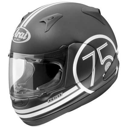 Arai RX-Q 75 Black Helmet