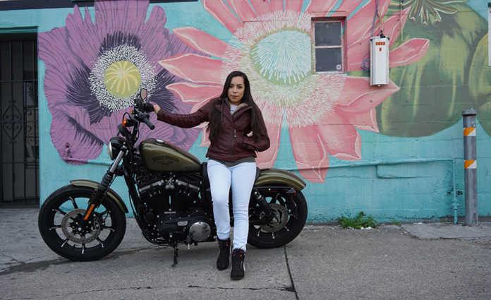 2017 Harley Davidson Iron 883 Review