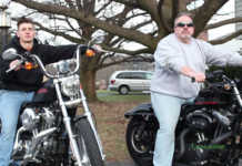 Son Buys Father Harley Davidson