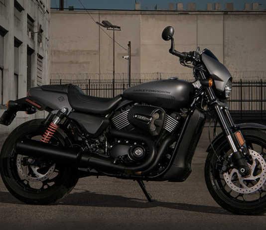 2017 Harley Street Rod 750