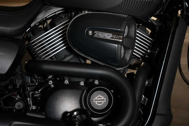 2017 Harley Street Rod 750 Engine