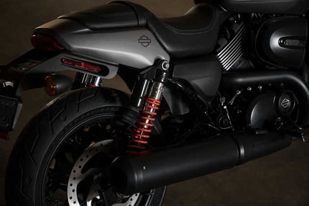 2017 Harley Street Rod 750 Shocks