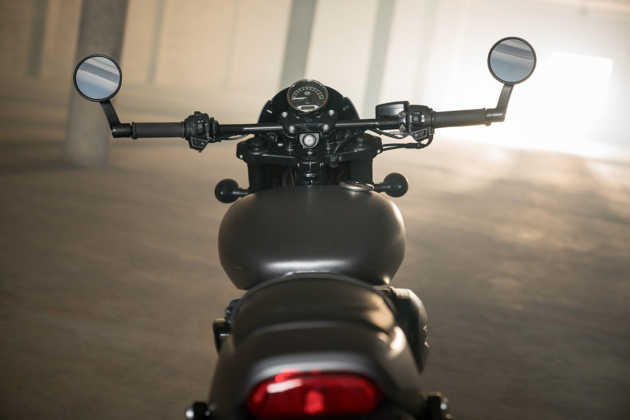 2017 Harley Street Rod Drag Bars