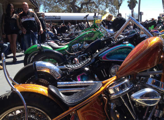 Willies Tropical Tattoo Chopper Show 2017