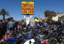 Willies Tropical Tattoo Bike Show