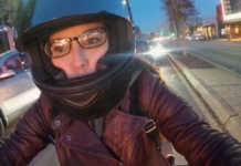 How to commute on a motorcycle