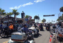 Daytona Bike Week 2017 Welcome Riders