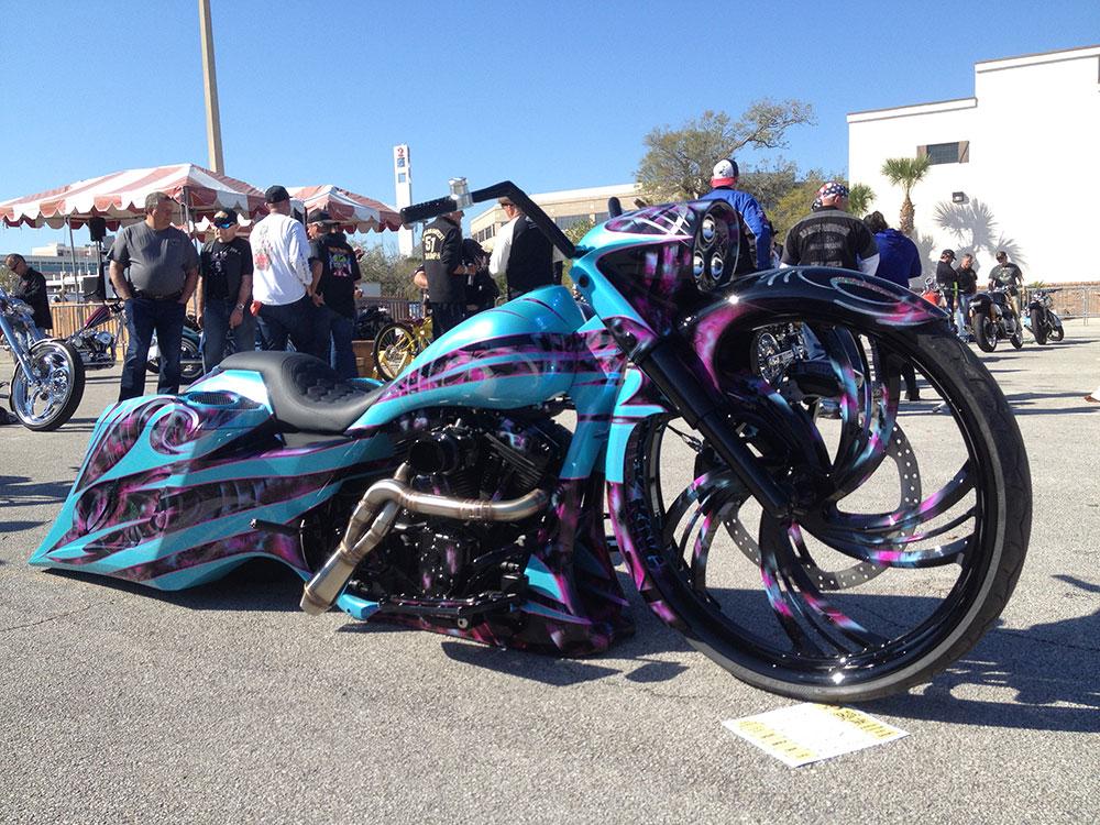 Daytona Bike Week 2017 on Life Cycles Bike Shop