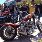 Full Throttle Boardwalk Bike Show