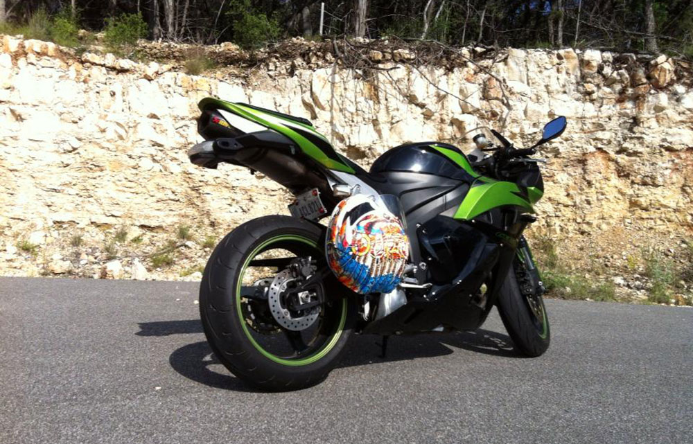 Bike N Bird CBR600rr