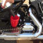 Harley Davidson Twin Cam Oil Change