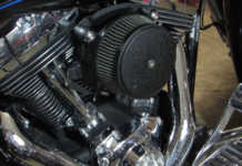 Arlen Ness Big Sucker Air Cleaner Kit for Harley