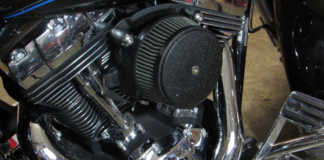 Arlen Ness Big Sucker Air Cleaner Kit for Harley